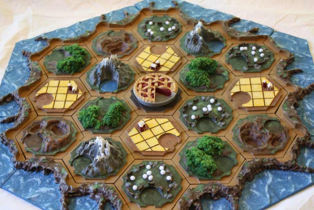 "Podcast #6 – The Key Take Away From the Board Game ""Settlers of Catan"""