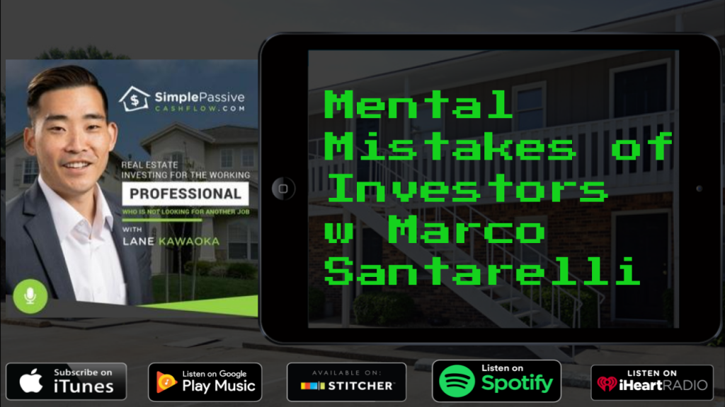 Mental Mistakes of Investors w Marco Santarelli